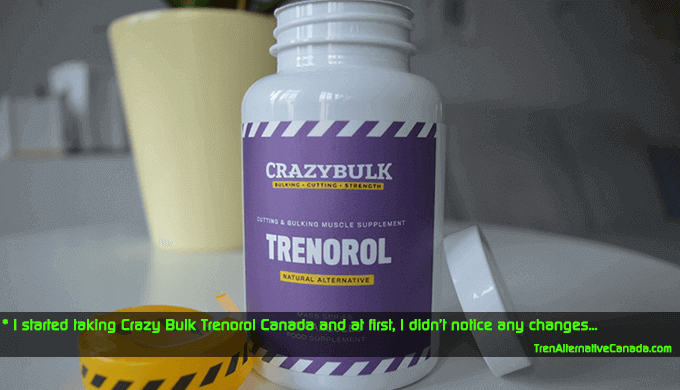 Trenorol Canada Review After 2 Months